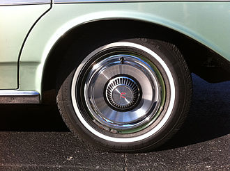 Hubcap - Stainless steel wheel cover