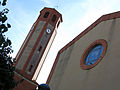196 Sant Pere de Gavà, transsepte dret i campanar.JPG