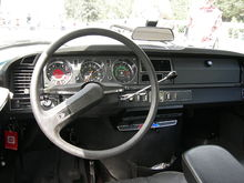 1974 Citroën Ds Single Spoke Safety Steering Wheel