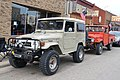 1976 & 1965 Toyota Land Cruiser (14606113371).jpg