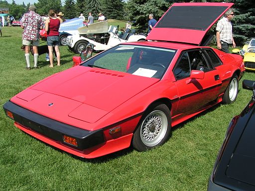 1984 Lotus Esprit (932166137)