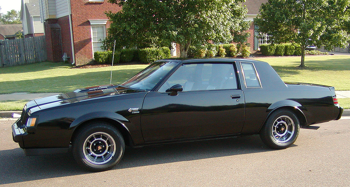 Px Buick Grand National