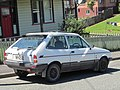 1987 Ford Fiesta 1.4 Ghia Hatchback (12202825216).jpg