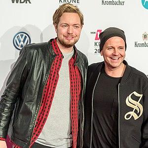 Bastian Bielendorfer und Moguai