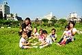 2000년대 초반 서울소방 소방공무원(소방관) 활동 사진 하늘만큼이나 맑은 아이들.JPG