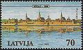 20010524 70sant Latvia Postage Stamp.jpg