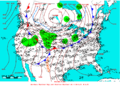 2005-05-11 Surface Weather Map NOAA.png