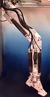Нога робота[6]