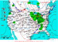 2006-01-29 Surface Weather Map NOAA.png