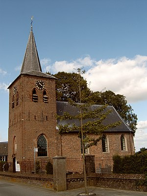 Zevenaar - Church in Lathum