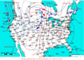 2007-04-21 Surface Weather Map NOAA.png
