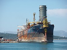 Floating production storage and offloading - Wikipedia
