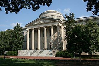 UNC School of Information and Library Science - Wilson Library, University of North Carolina, Chapel Hill, NC
