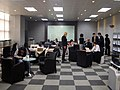 2008TaipeiCycle TWTC Nangang Press Center.jpg