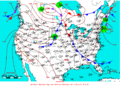 2009-06-23 Surface Weather Map NOAA.png