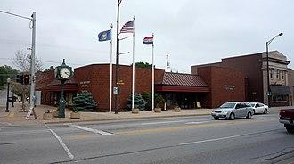Iron Mountain, Michigan - Iron Mountain City Hall