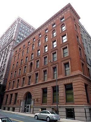 Pioneer and Endicott Buildings - Image: 2009 0811 St P Endicott Building