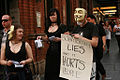 2009 09 12 Sydney, Australia protest of Scientology 02.jpg
