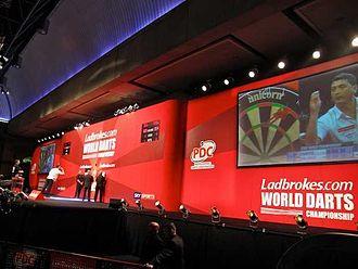 PDC World Darts Championship - Image: 2009 World Darts Championship