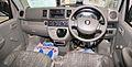 2010 Suzuki Every PA interior.jpg