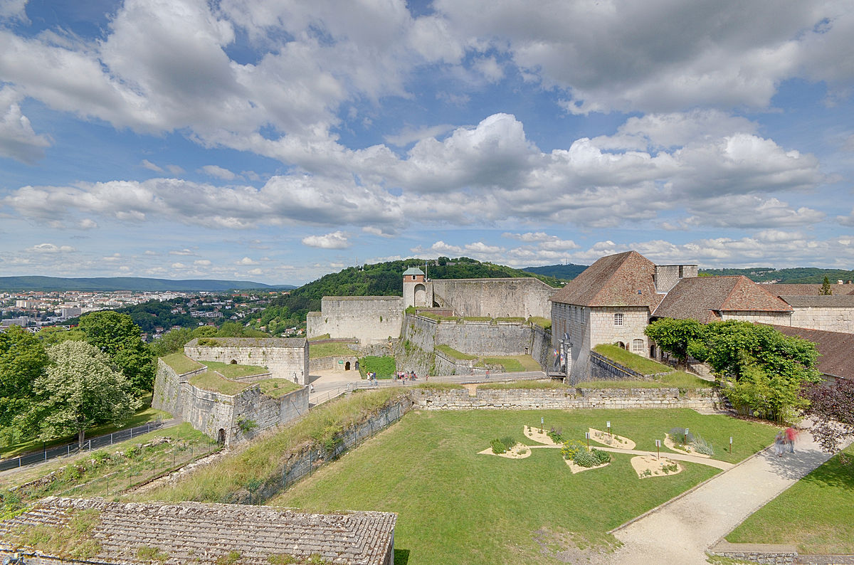 Besançon Wikipedia