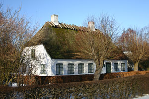 Danish composer Carl Nielsen's childhood home ...
