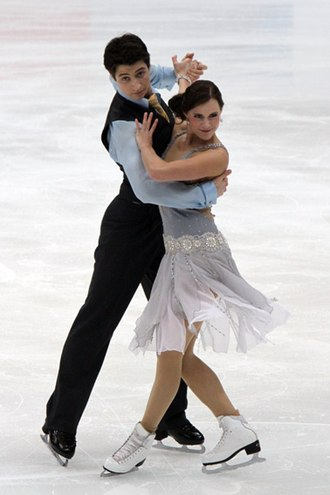 Scott Moir - Virtue and Moir at 2011 Four Continents