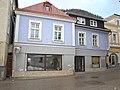 2012.01.15 - Weyer55 - Bürgerhaus, altes Brauhaus, Unterer Markt 18 - 01.jpg
