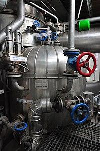 2012 'Tag der offenen Werft' - ZSG Werft Wollishofen - Dampfschiff Stadt Zürich (Renovation) 2012-03-24 14-02-58.JPG