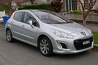 Peugeot 308 - Wikipedia