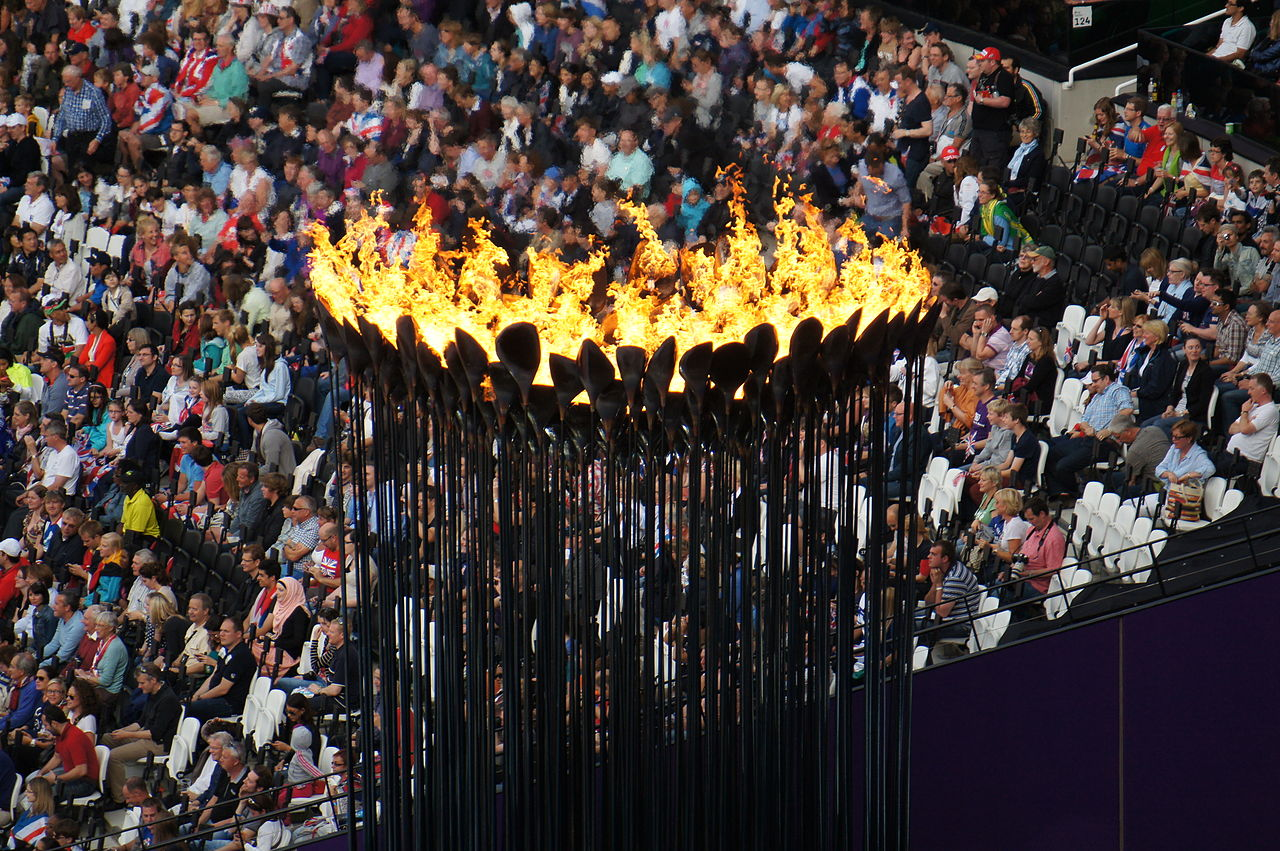 file2012 summer olympics cauldron 7925696568jpg