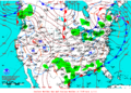2013-02-12 Surface Weather Map NOAA.png