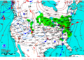 2013-04-12 Surface Weather Map NOAA.png