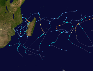 2013–14 South-West Indian Ocean cyclone season Event of tropical cyclone formation in the Indian Ocean
