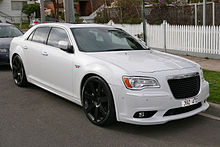 Chrysler 300 Srt 8 Australia