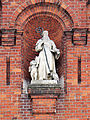 2013 Detail of Saint Benedict church in Płock - 01.jpg