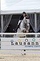2013 Longines Global Champions - Lausanne - 14-09-2013 - Audrey Coulter et Victory DA.jpg