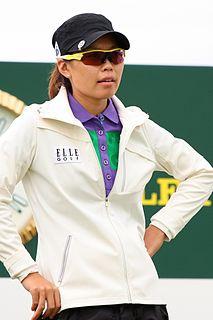 Yoo Sun-young South Korean golfer