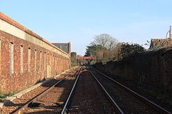 2013 at Camborne station - view towards Redruth.jpg