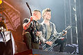 20140615-148-Nova Rock 2014-Avenged Sevenfold-Zack Vengeance and Synyster Gates.JPG