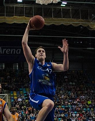 2014–15 EuroChallenge - Johannes Voigtmann was the Round 3 MVP