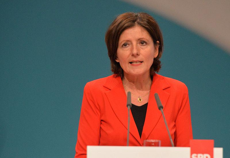File:2015-12 Malu Dreyer SPD Bundesparteitag by Olaf Kosinsky-7.jpg