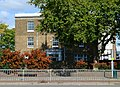 2015 London-Woolwich, Royal Arsenal, Middlegate 03.jpg