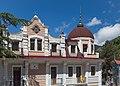 2016 Bordżomi, Stary dom obok parku na ulicy 9 kwietnia (01).jpg
