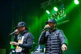 Method Man & Redman American hip hop duo