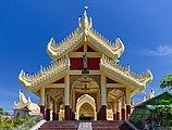 2016 Rangun, Pagoda Maha Wizaya (12).jpg