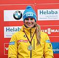 2017-02-05 Natalie Geisenberger (Siegerehrung) by Sandro Halank–2.jpg