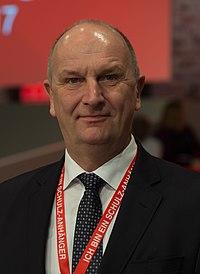 19/03/2017 Dietmar Woidke SPD Parteitag di Olaf Kosinsky-1.jpg
