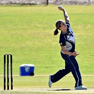 Sophie Molineux Australian cricketer