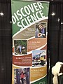 2018. Discover Science poster. Shawna Bautista, Forest Health Protection, and Darci Rivers-Pankratz, Natural Resources hosted a Forest Service education booth at the Girl Scouts, GirlFest in Portland, Oregon. (40767858035).jpg